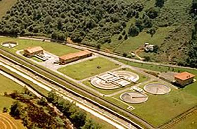 Estación depuradora de aguas residuales de San Claudio