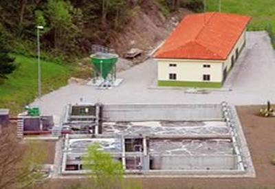 Estación depuradora de aguas residuales de Rioseco