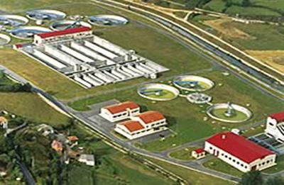 Estación depuradora de aguas residuales de Villapérez