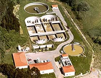 Estación depuradora de aguas residuales de Colunga de Soto del Barco