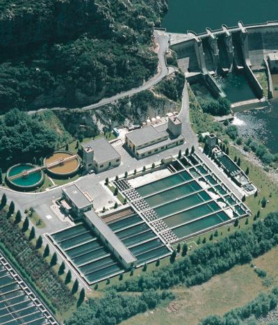 Estación de Tratamiento de Agua Potable de Rioseco