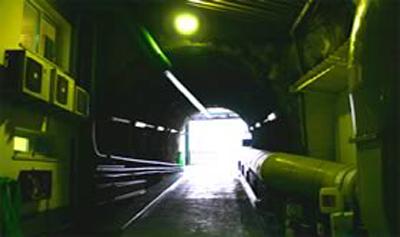 Estación depuradora de aguas residuales de Llanes