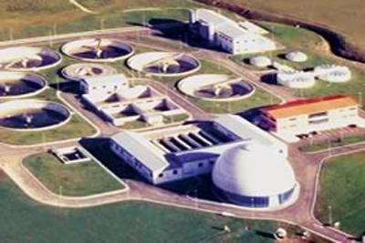 Estación depuradora de aguas residuales de Maqua