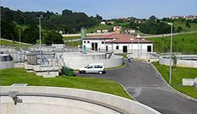 Estación depuradora de aguas residuales de Ribadesella