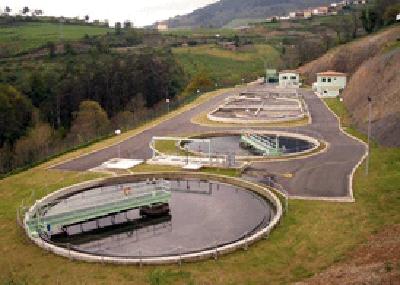Estación depuradora de aguas residuales de Tineo