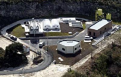 Estación depuradora de aguas residuales La Franca