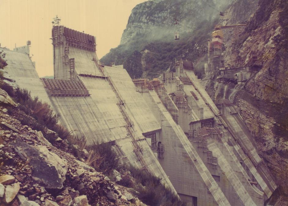 antigua presa de Tanes