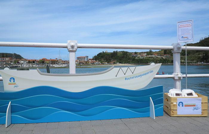 Campaña Asturias Agua Querida