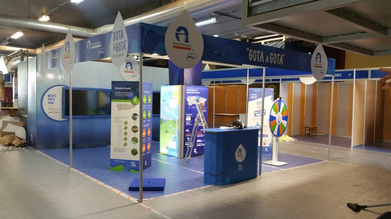 Consorcio de Aguas de Asturias FIDMA