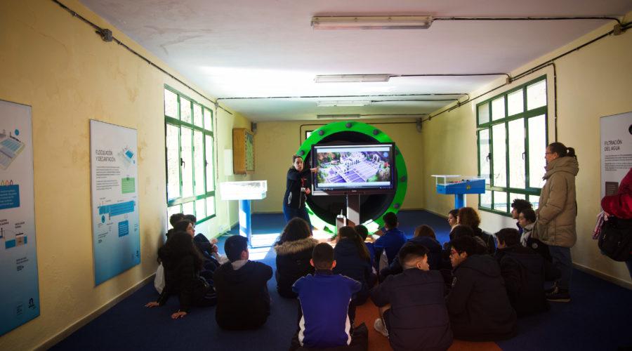 Visita Escolar Instalaciones Rioseco Y BaiÑa 03032020 45