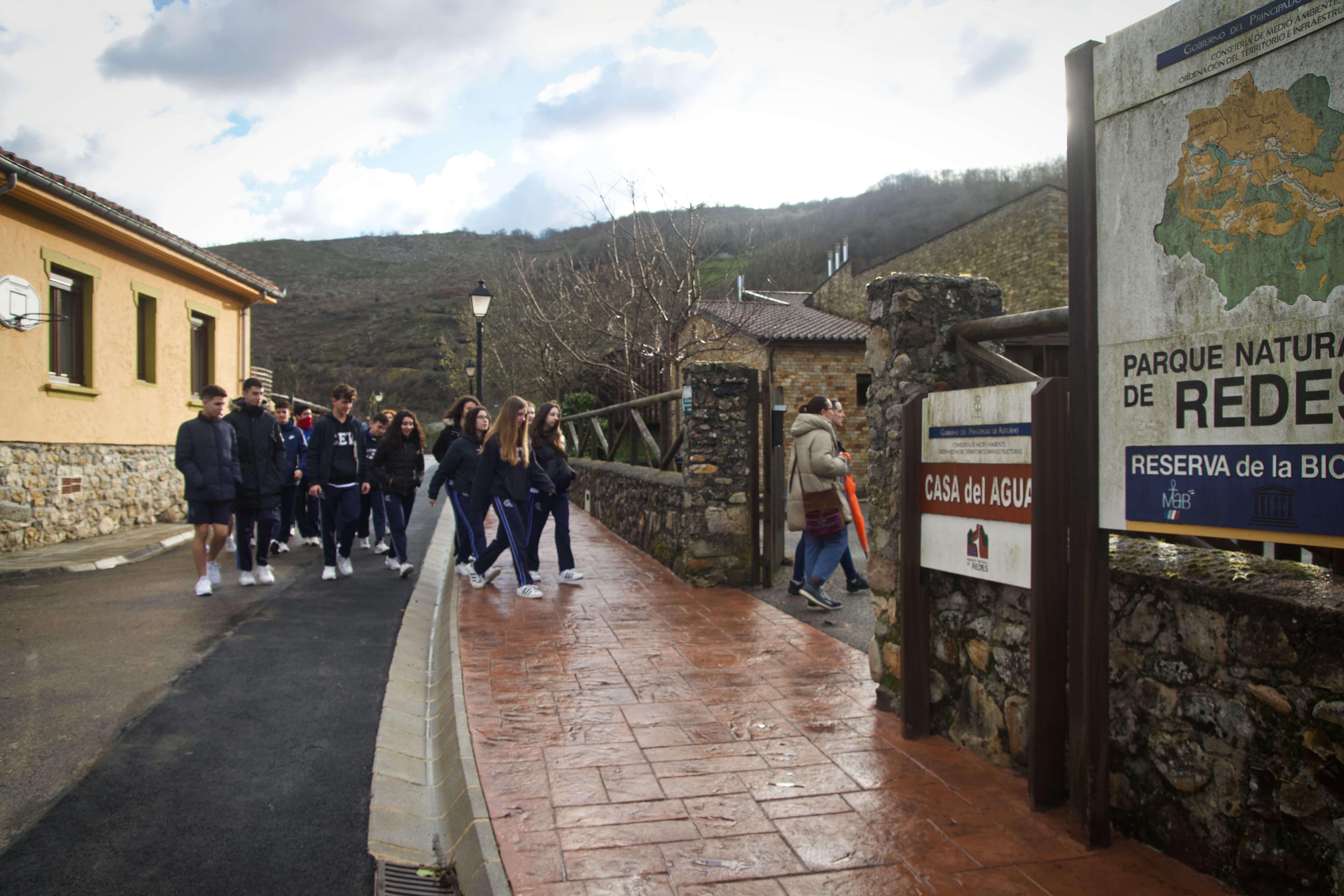 Visita Escolar Instalaciones Rioseco Y Baiña 03032020 3