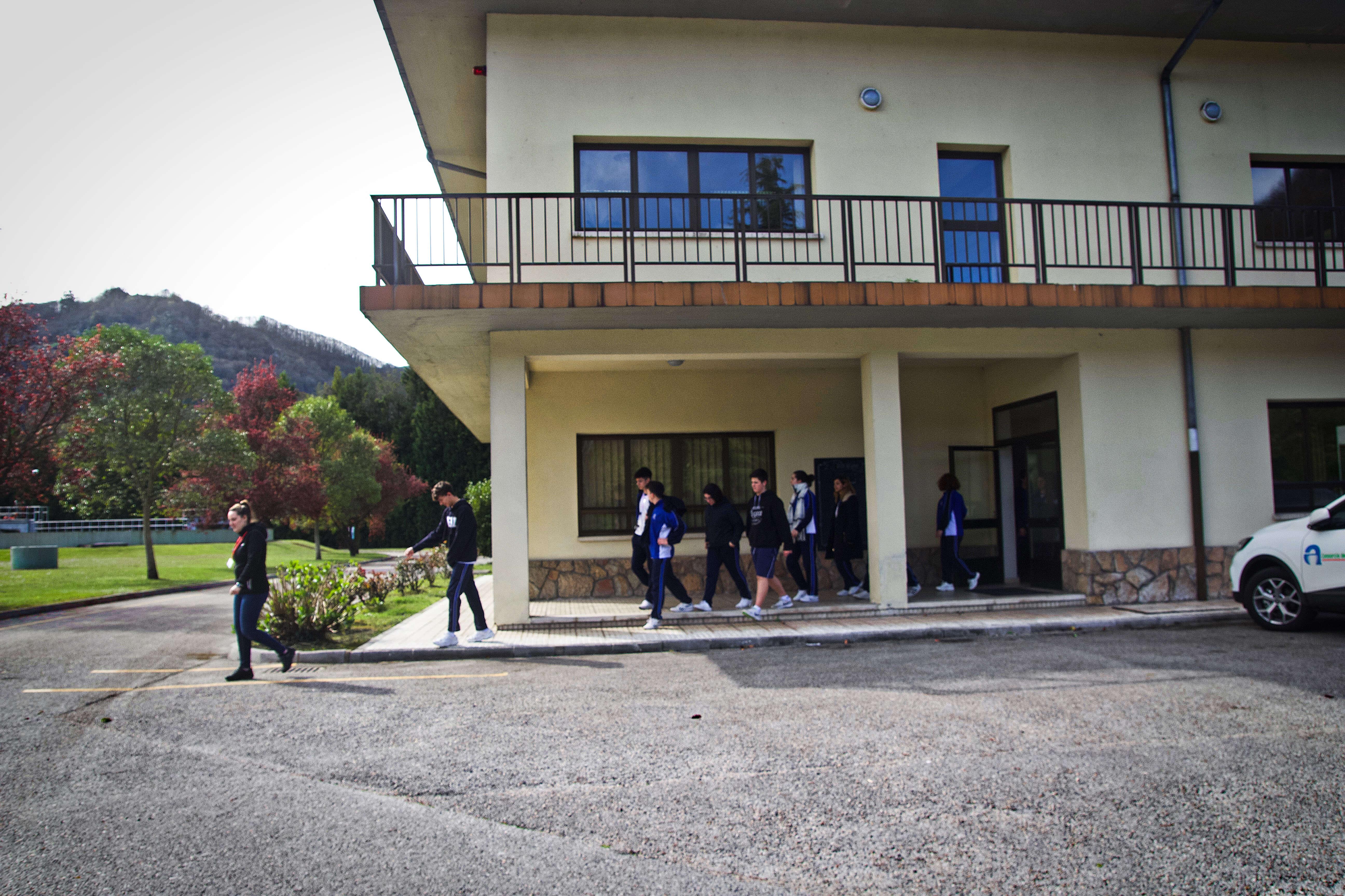 Visita Escolar Instalaciones Rioseco Y Baiña 03032020 62