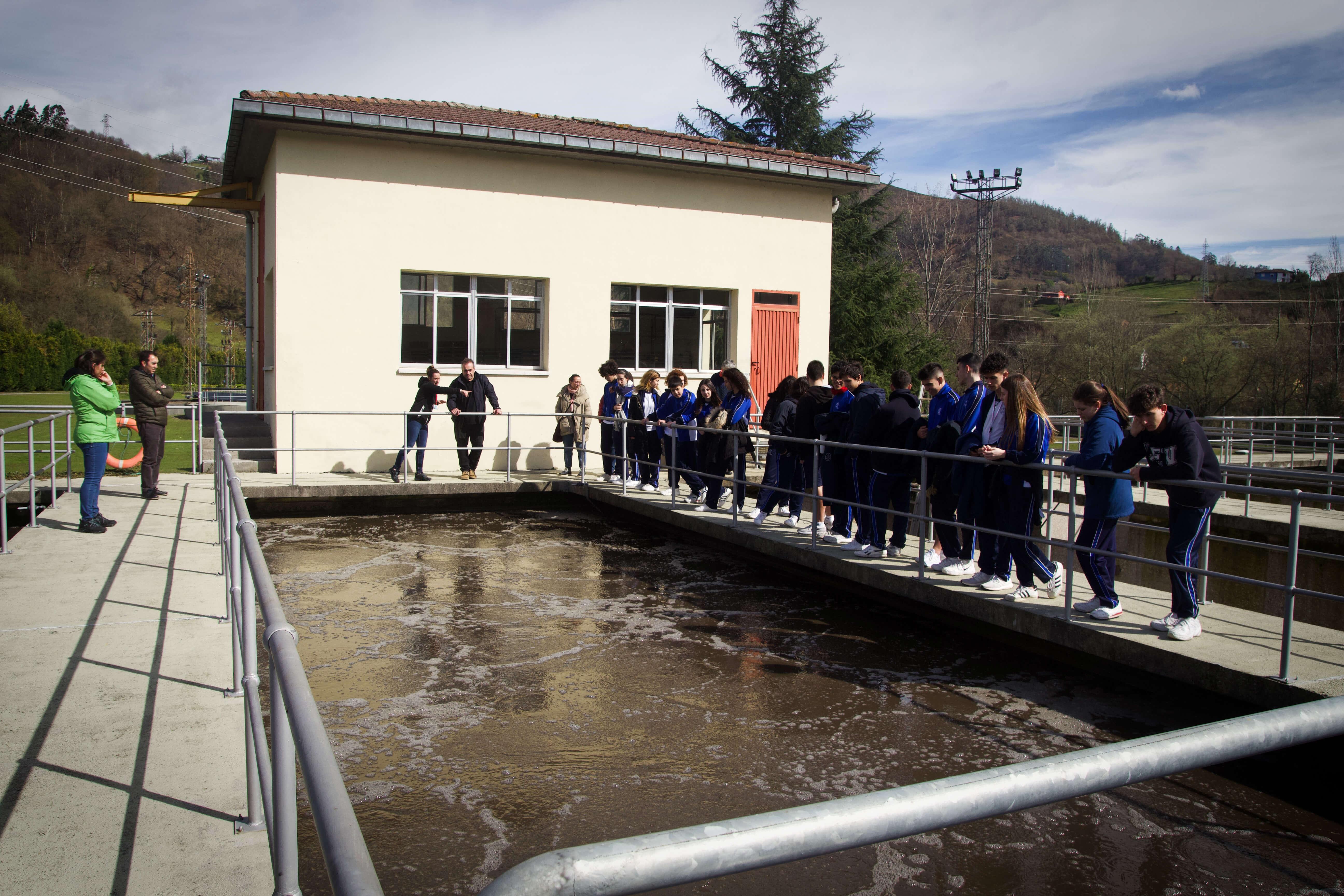 Visita Escolar Instalaciones Rioseco Y Baiña 03032020 73