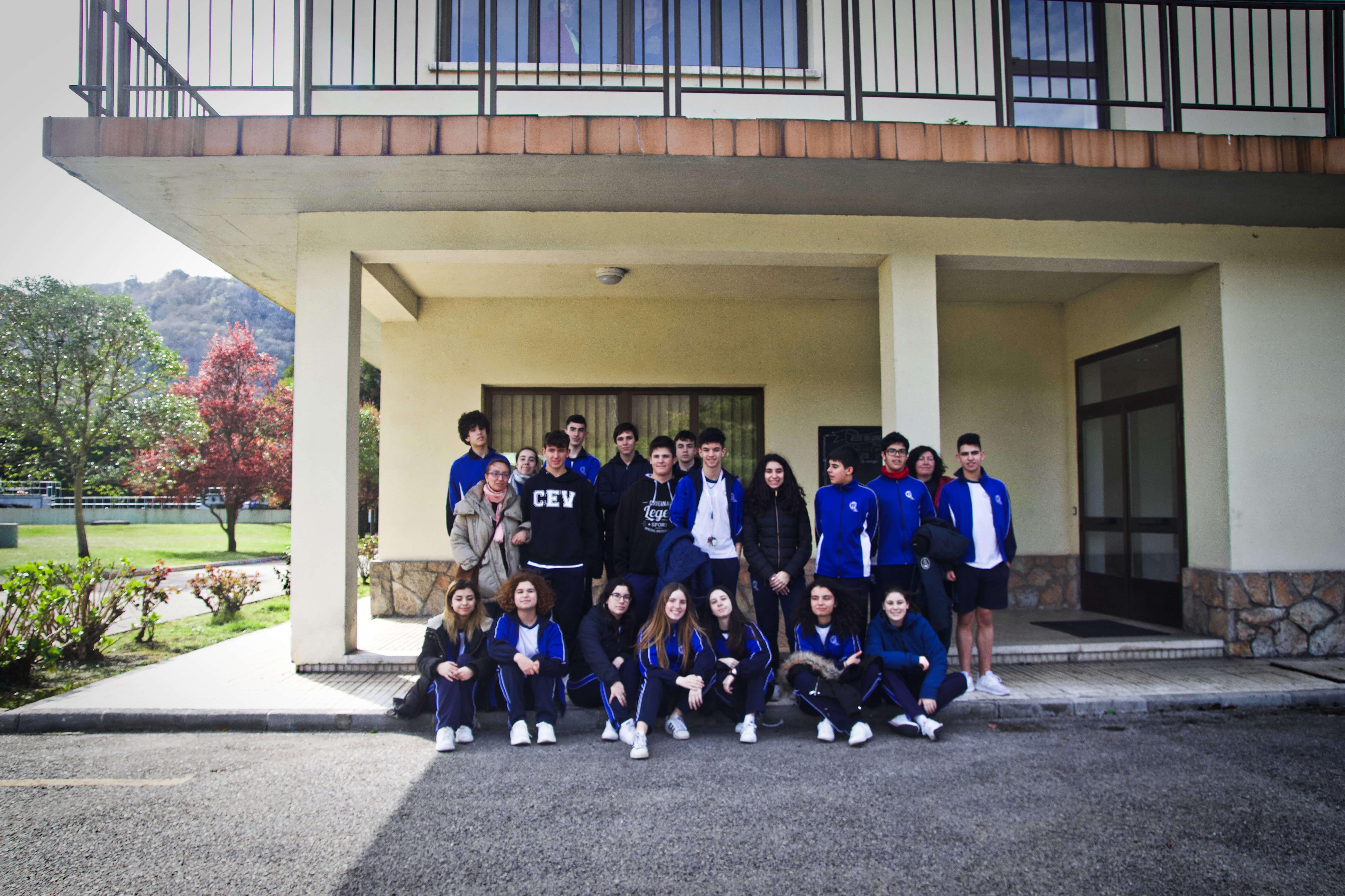 Visita Escolar Instalaciones Rioseco Y Baiña 03032020 76