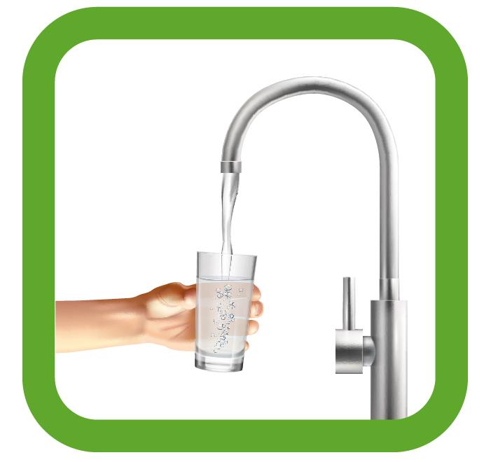 Aquatrucos Bebe Agua Grifo