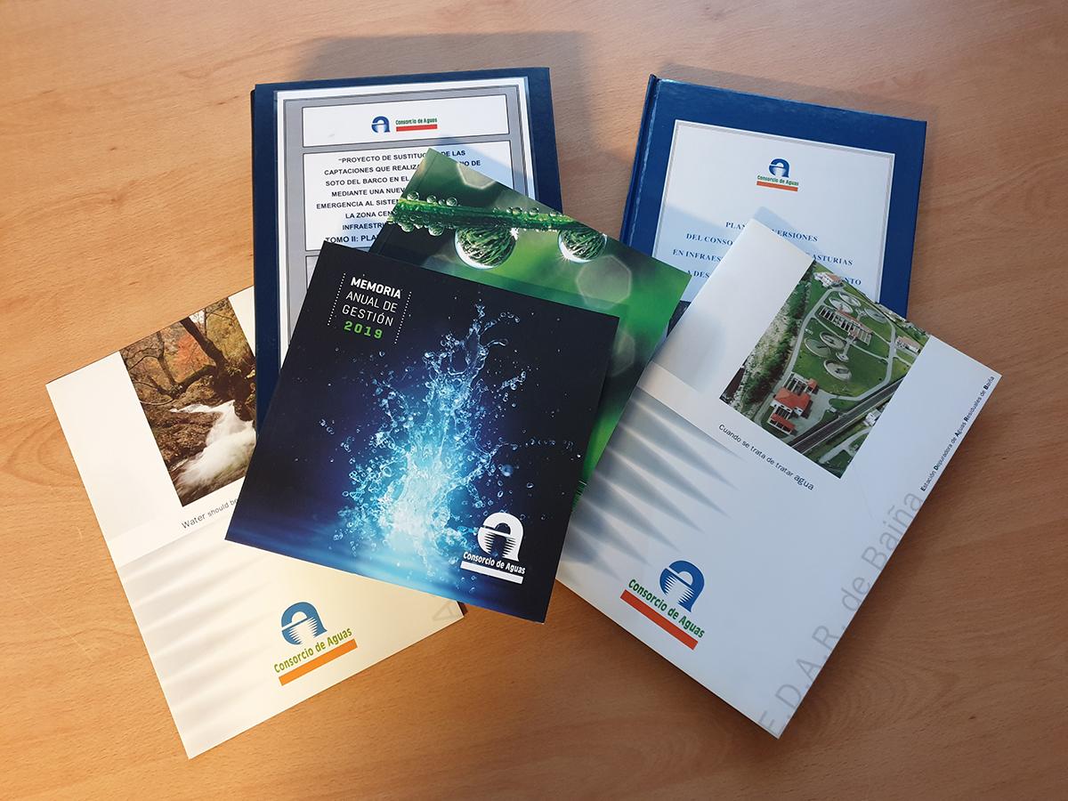 Consorcio Aguas Asturias Documentacion